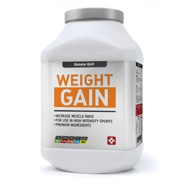 Weight gain supplements assist individuals that are undersized to